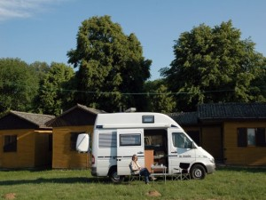 Camping Levice